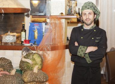 Ristorante Brigantino e il suo Chef