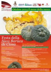 locandina zucca